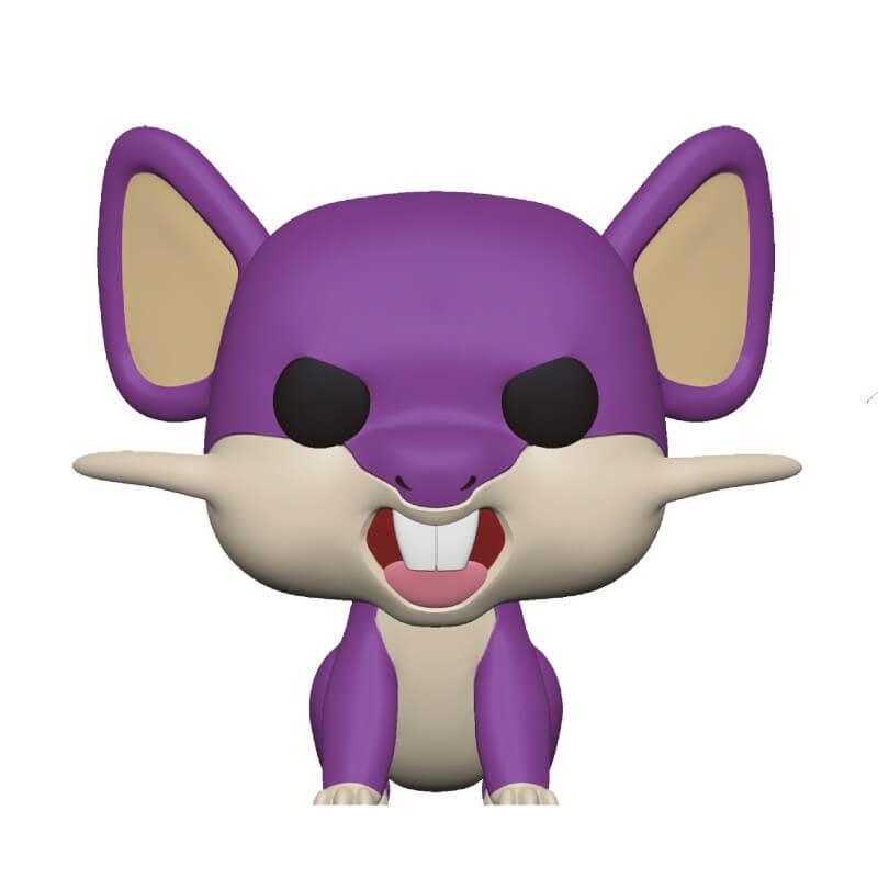 Pop! Pokémon: Rattata