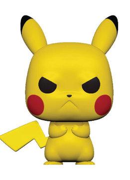 Pop! Pokémon: Grumpy Pikachu