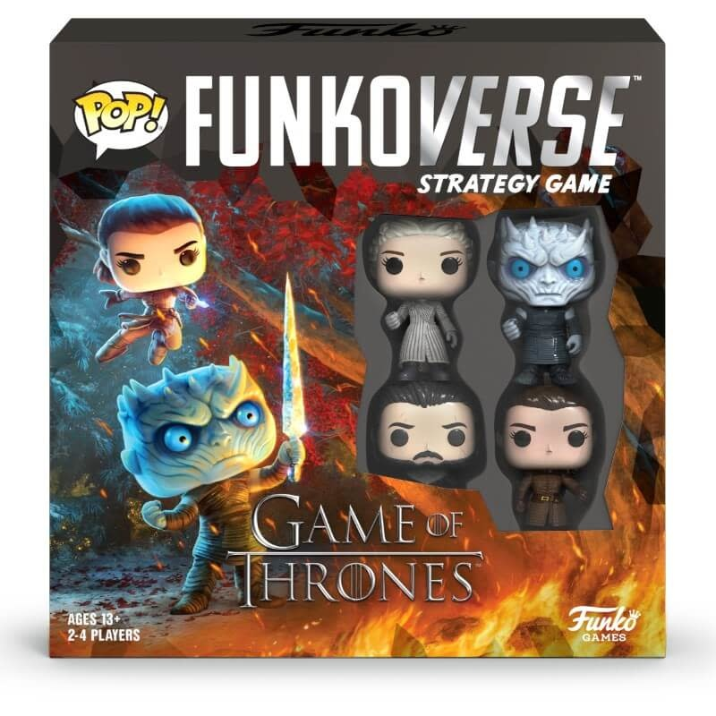 POP! Funkoverse: Game of Thrones #100 (4-Pack)