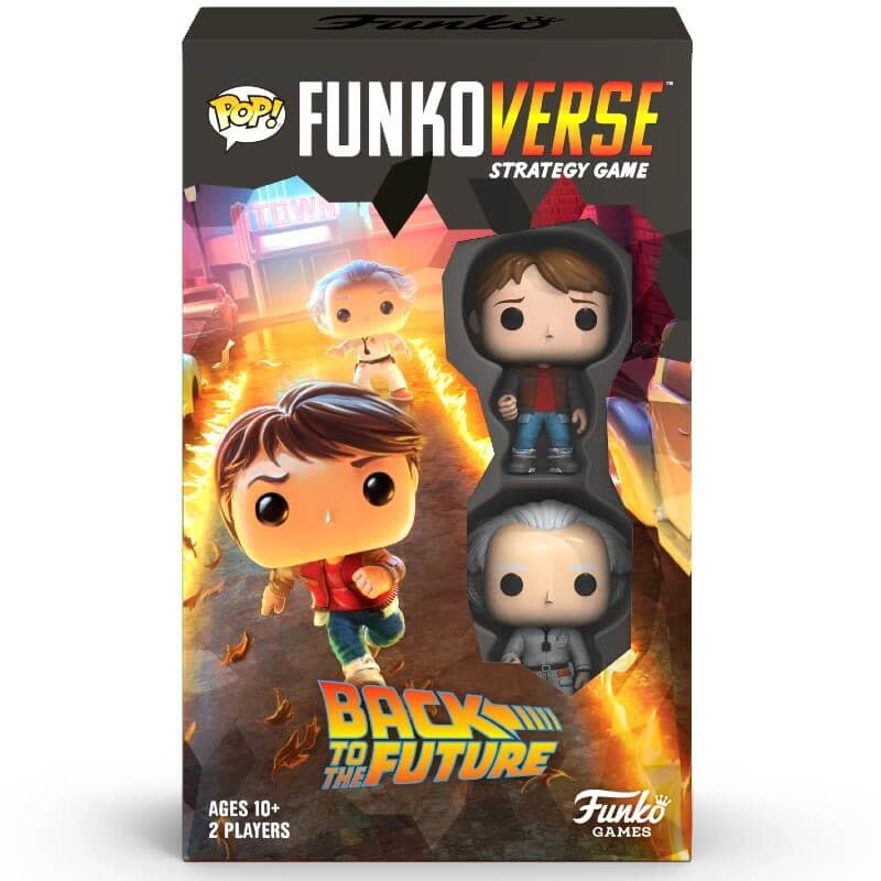 POP! Funkoverse: Back to the Future #100 (2-Pack)