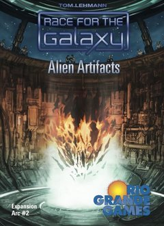 Race for the Galaxy: Alien Artifacts Exp.