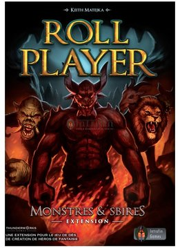 Roll Player: Monstres et Sbires (FR)