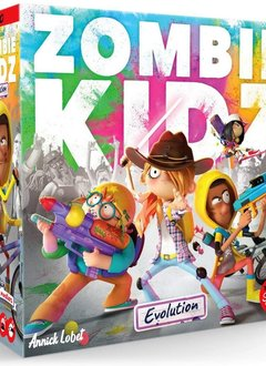 Zombie Kidz Evolution (EN)