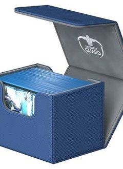 Deck Box: Sidewinder Xenoskin 80+ Blue