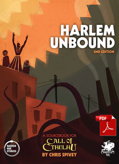 Harlem Unbound 2nd Edition (HC)
