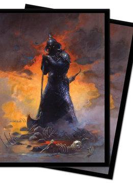 Death Dealer III - Frank Frazetta UP D-Pro Sleeves 100ct