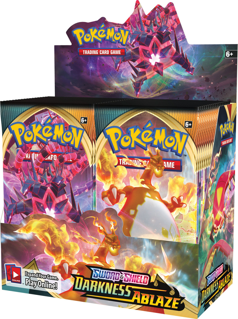 Booster Box - Pokémon Darkness Ablaze