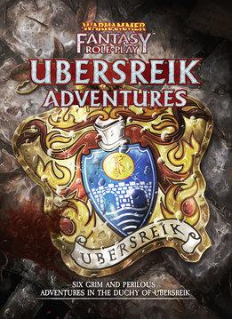 WFRP Ubersreik Adventures (HC)