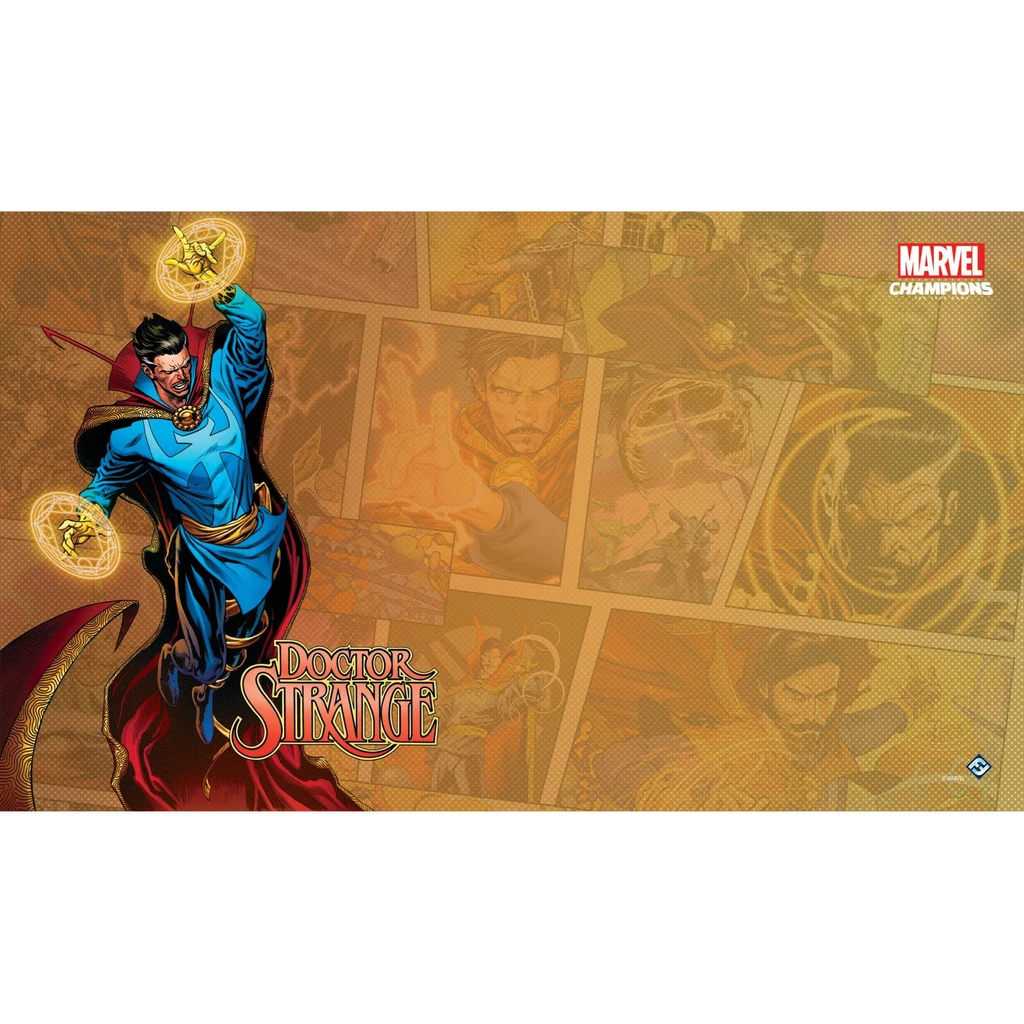 Marvel Champions - Doctor Strange Game Mat