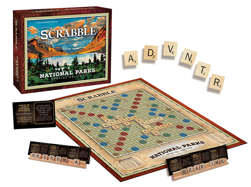 Scrabble: National Parks