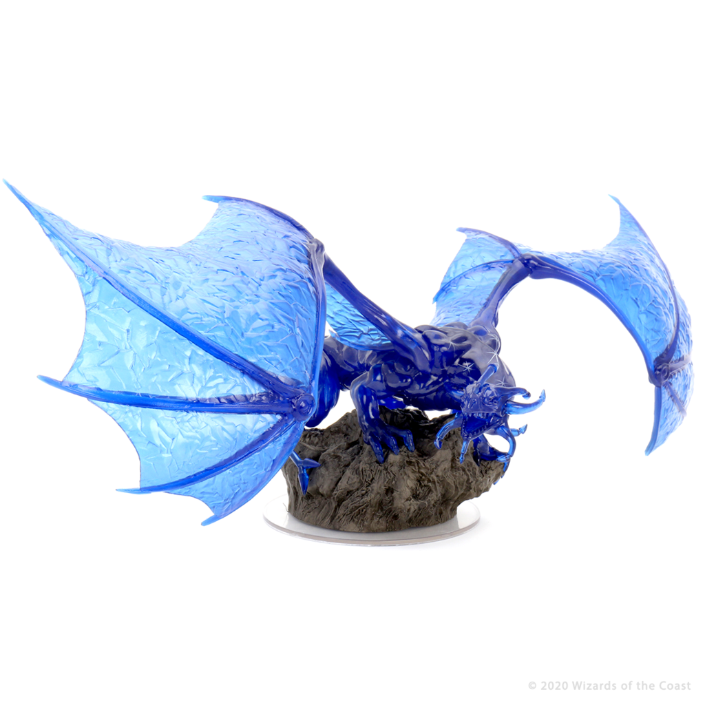 D&D Icons of the Realm: Sapphire Dragon