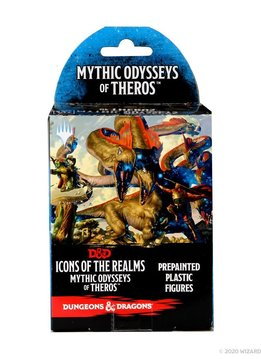 D&D Icons 16: Mythic Odyssey Theros - Booster