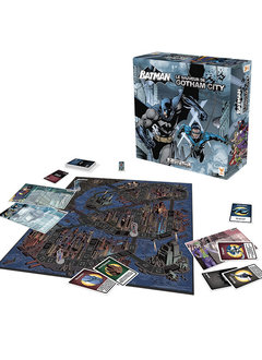 Batman: Le sauveur de Gotham City