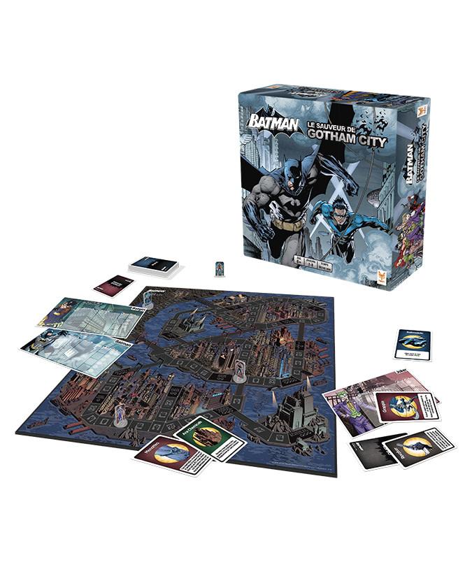 Batman: Le sauveur de Gotham City