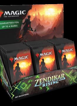 Zendikar Rising - Set Booster Box