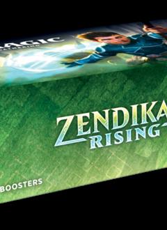 Zendikar Rising - Draft Booster Box (18-24 sept)
