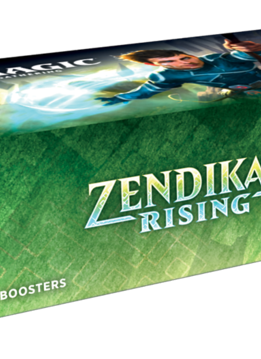 Zendikar Rising - Draft Booster Box (18-24 sept)