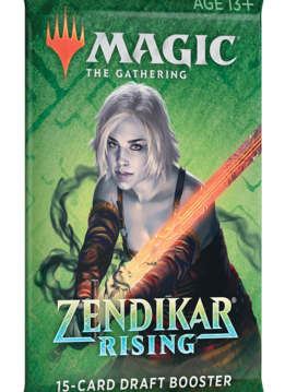 Zendikar Rising - Draft Booster Pack (25 sept)