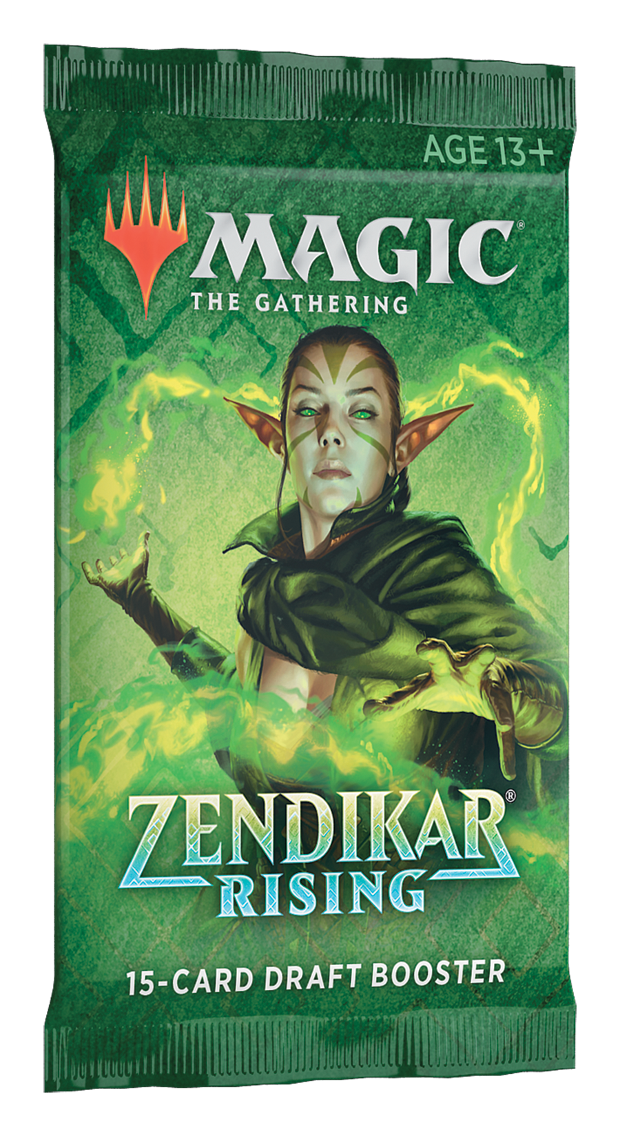 Zendikar Rising - Draft Booster Pack