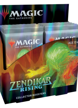 Zendikar Rising - Collector Booster Box (25 sept)