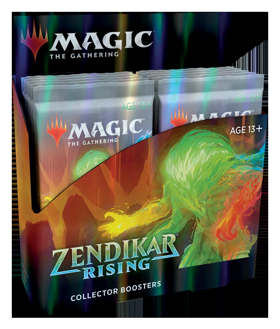 Zendikar Rising - Collector Booster Box (25 sept)