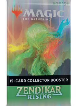 Zendikar Rising - Collector Booster Pack (25 sept)