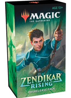 Zendikar Rising - Prerelease à la maison (18-24 sept)