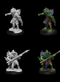 Sahuagin - D&D Unpainted Minis (WV12)