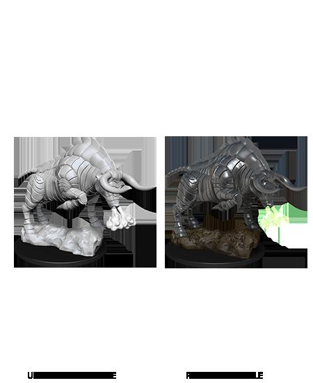 Gorgon - D&D Unpainted Minis (WV12)