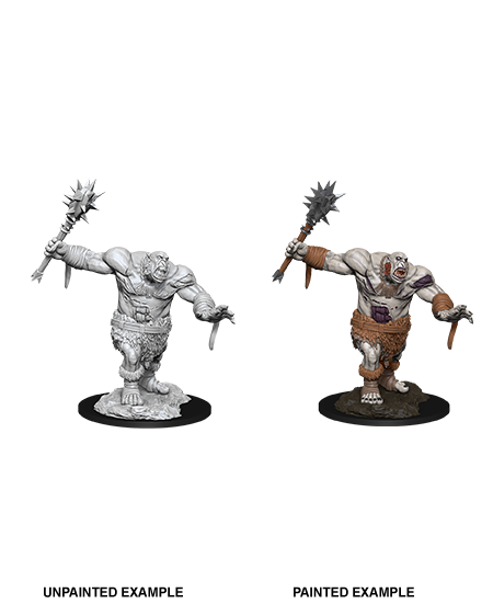 Ogre Zombie - D&D Unpainted Minis (WV12)