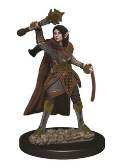 Female Elf Cleric- D&D Icons of the Realm Premium Painted Figure