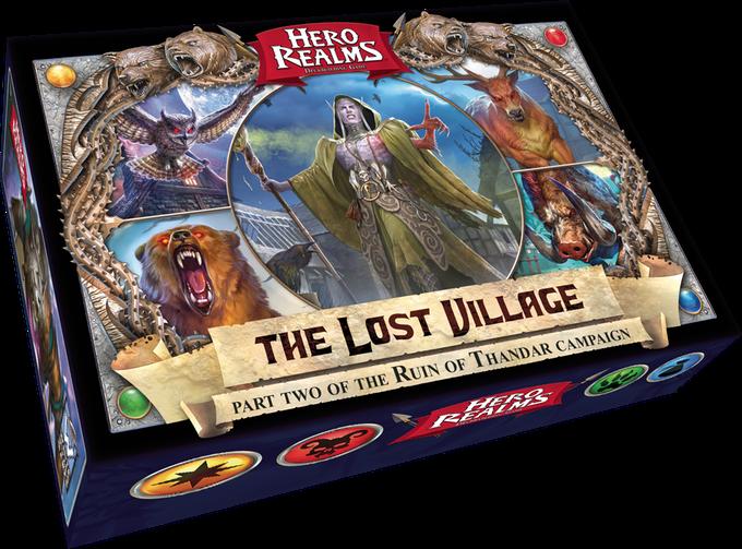 Hero Realms: The Lost Village