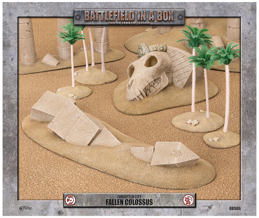 Battlefield in a Box - Fallen Colossus