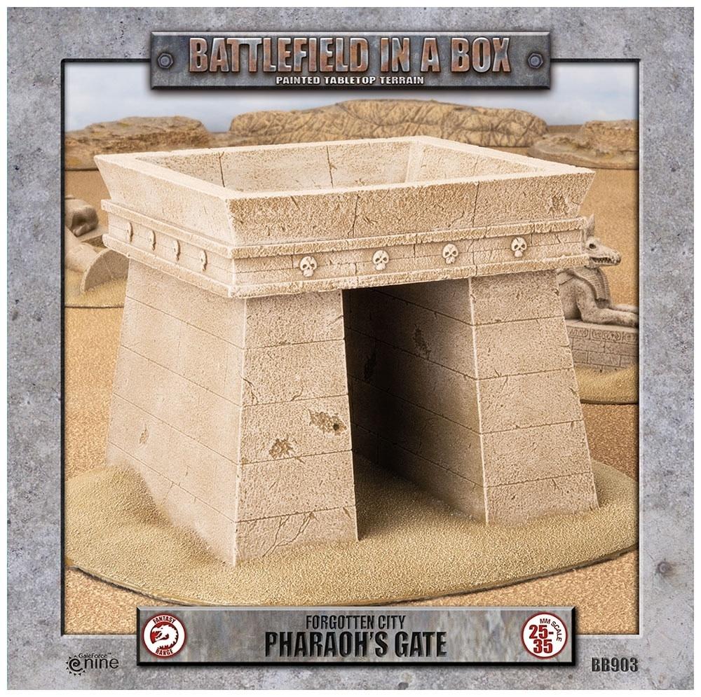 Battlefield in a Box - Pharaoh's Gate