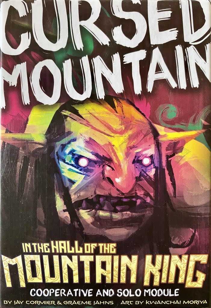 In the Hall of the Mountain King: Cursed Mountain Exp.