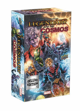 Marvel Legendary: Into the Cosmos Exp. (Deluxe Edition)