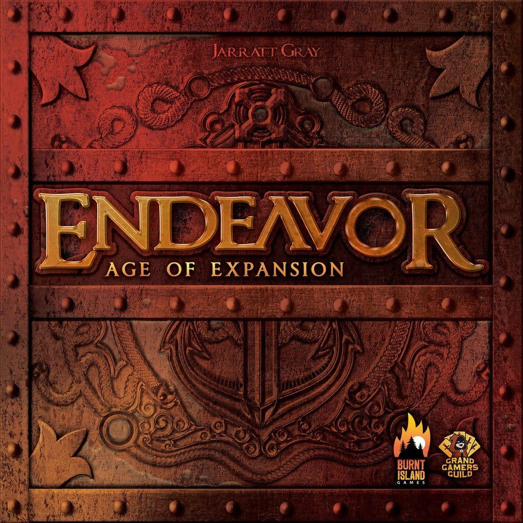 Endeavor: Age of Expansion (Kickstarter Edition)