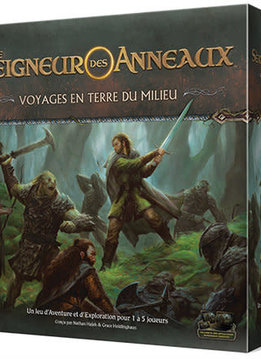 Le Seigneur des Anneaux: Voyages en Terre du Milieu (FR)