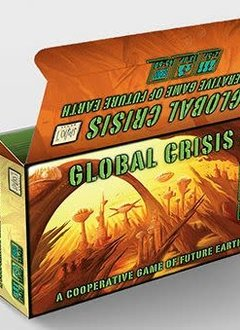 Global Crisis: A Cooperative Game of Future Earth