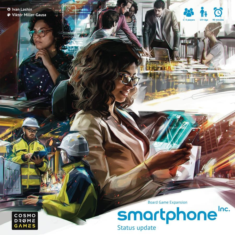 Smartphone Inc.:  Status Update 1.1 Exp. (EN)