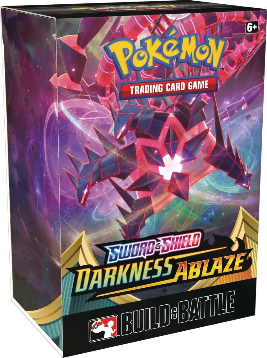Build & Battle Box - Pokémon Darkness Ablaze