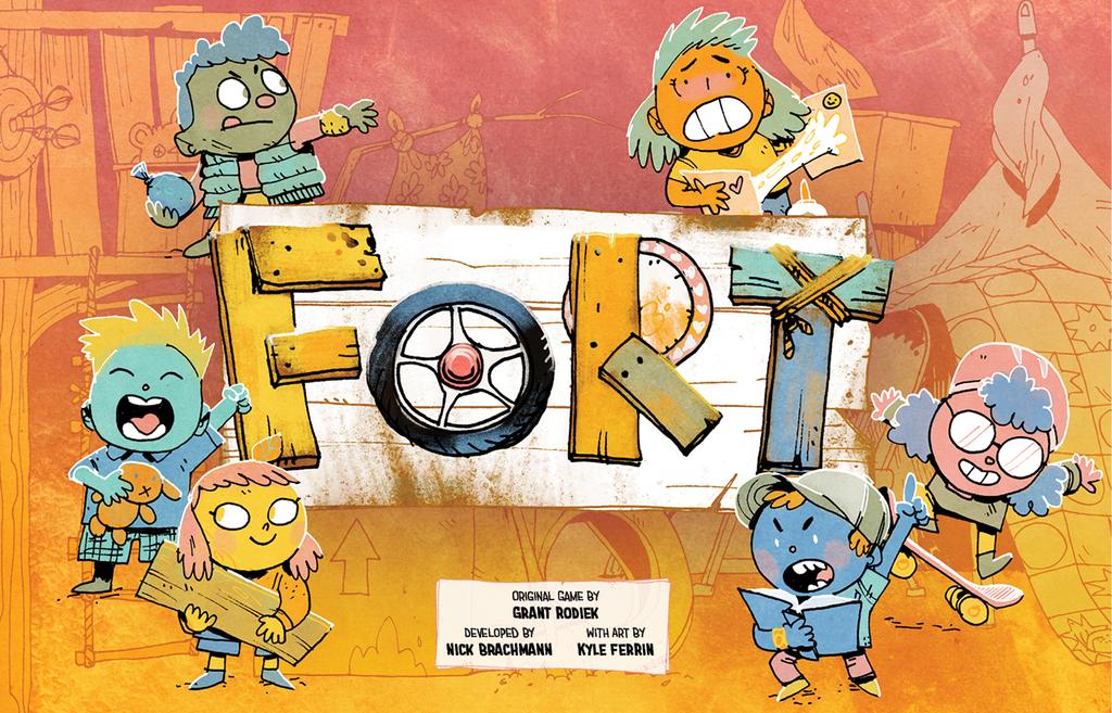 Fort (Leder Games)