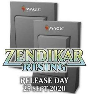 Zendikar Rising - Commander Decks (Set of 2)