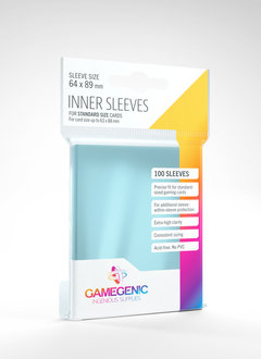 Gamegenic Inner Sleeves (100)