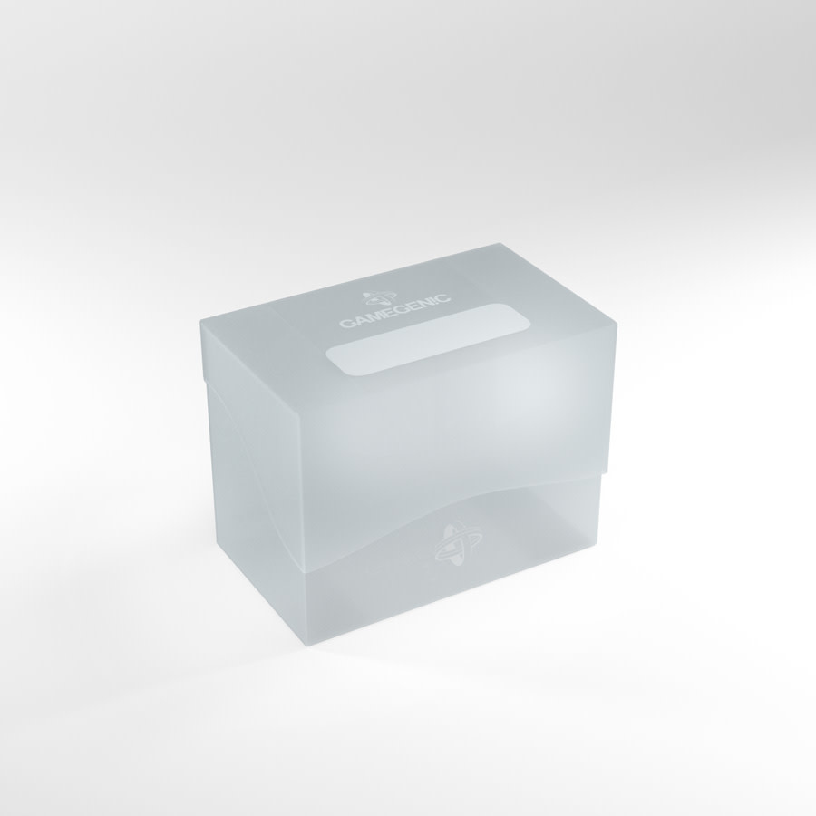 Side Holder Deck Box 80+ Clear