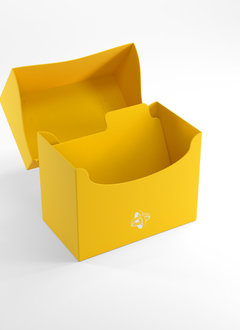 Side Holder Deck Box 80+ Yellow