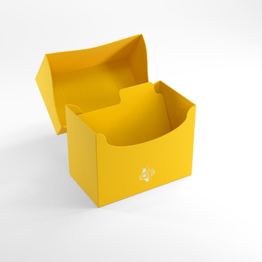 Side Holder Deck Box 80+ Yellow