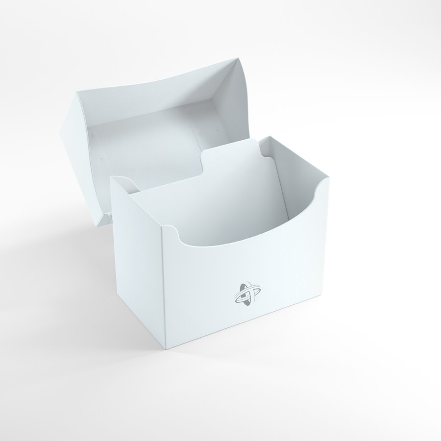 Side Holder Deck Box 80+ White