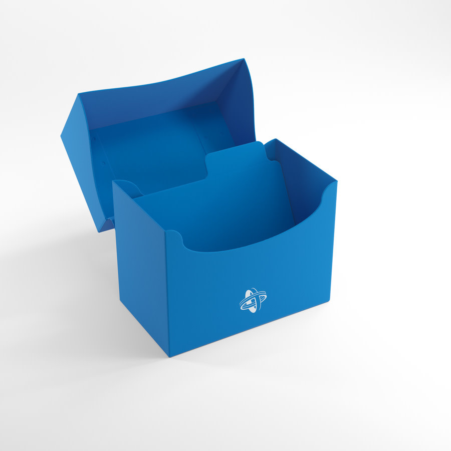 Side Holder Deck Box 80+ Blue