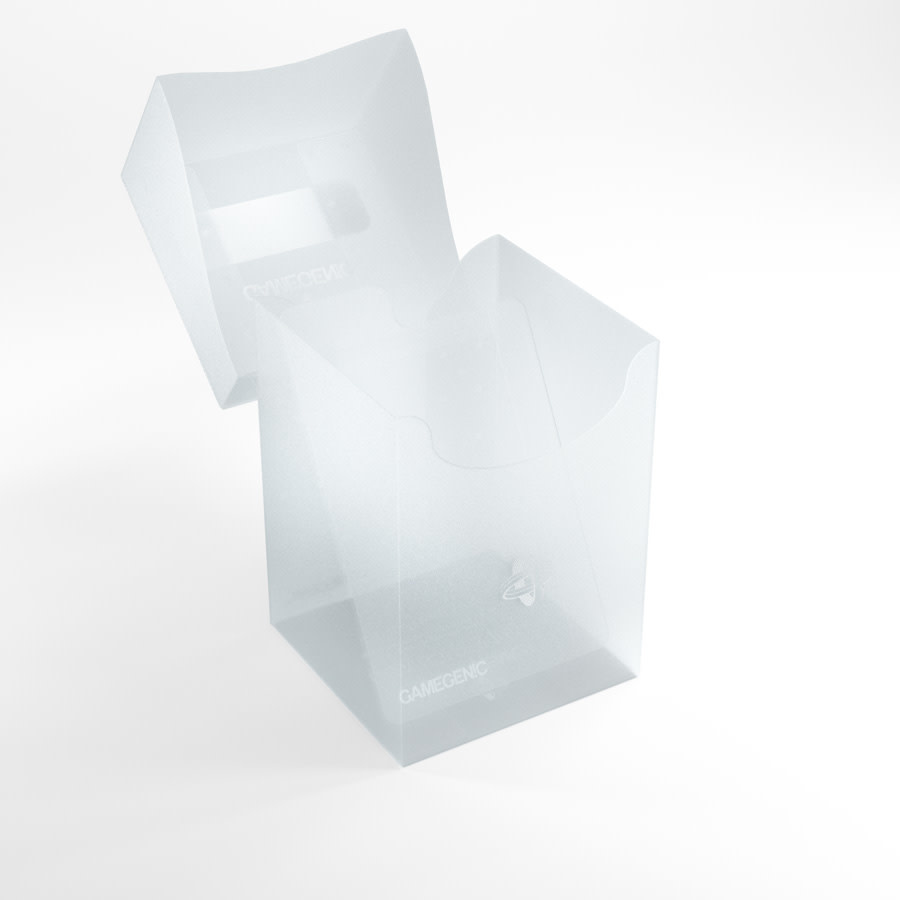 Deck Holder Deck Box 100+ Clear